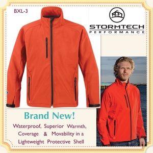 🆕High Performance STORMTECH BXL-3 Mens Jacket Chipotle szL NWT